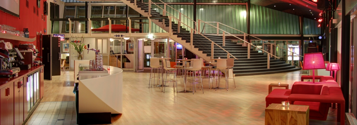 foyer theater de Veste