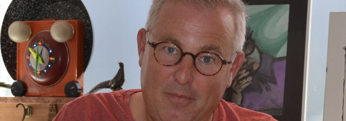 Roderick van den Berg, de Martinifabriek