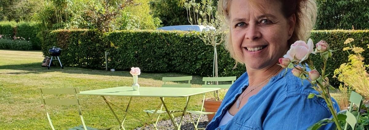Hélène van Mil van WWZ Haaglanden stelt zich voor