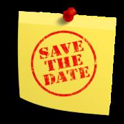 save the date. kennissessie