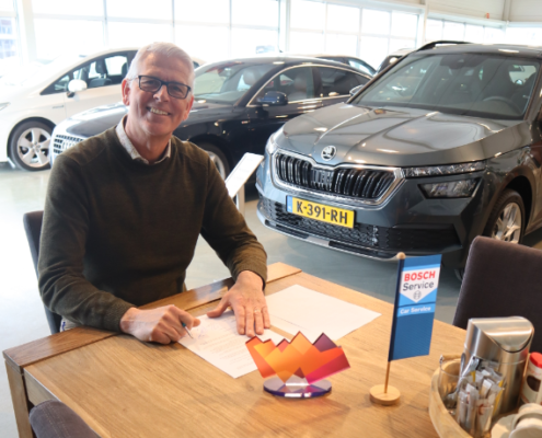 Bosch Car Service EDA de Heus is nieuwe partner van Werkwaardig