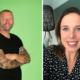 Hein Laakes van Stichting Stunt en Corine van der Knaap gaven een kennissessie over kwetsbare medewerkers